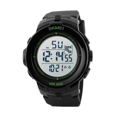 Skmei S-Shock Sport Watch Jam Tangan Pria - Hijau