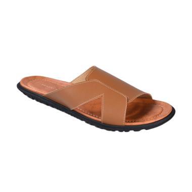 Yongki Komaladi SKRO 4531 Sandal Pria - Tan