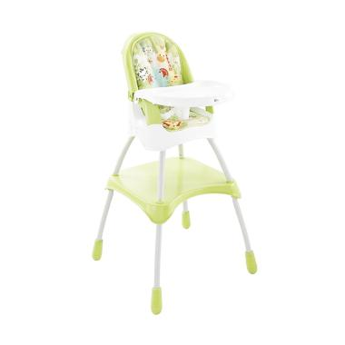 Fisher Price 4 in 1 High Chair Kursi Makan Anak