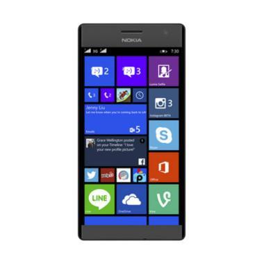 Microsoft Lumia 730 Smartphone - White [8 GB/1 GB]