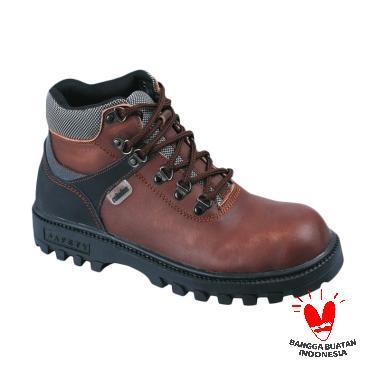 Raindoz Sneanger RLI 012 Safety Boots Sepatu Pria
