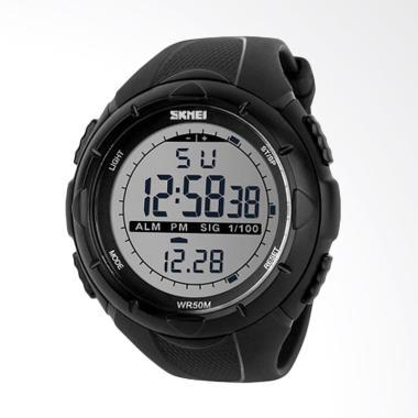 SKMEI Jam Tangan Pria Digital Waterproof - Hitam 1025