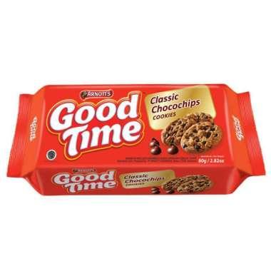 harga Good Time Precious Choco Chip Cookies 84 Gr Blibli.com