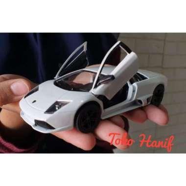 harga Diecast Miniatur Mobil Lamborghini Murcielago LP640 Blibli.com