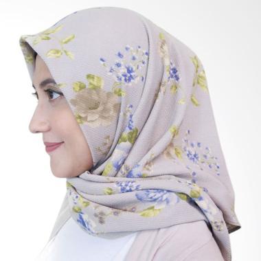 ICL Boutique Scarf 009 Jilbab Segiempat - Mud