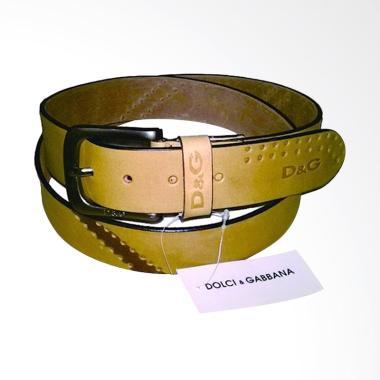 I.L.C.(Dolce & Gabbana) Casual Ikat ... rbau  Kuning Tebal Lembut