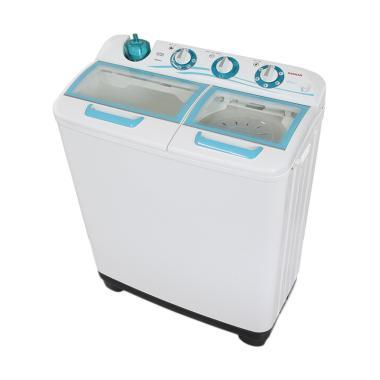 Sanken TW-1122GX Mesin Cuci [2 Tabung/9kg/JADETABEK]
