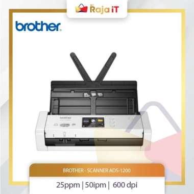 harga BROTHER Scanner Document ADS-1200 Blibli.com