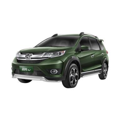 Honda BR-V 1.5 E Mobil - Misty Green Pearl