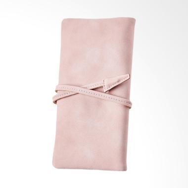 Aamour Arrow Binding Wallet Dompet Wanita - Pink eb0640f340