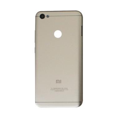Xiaomi Housing for Xiaomi Redmi Note 5A Prime - Gold [Original]