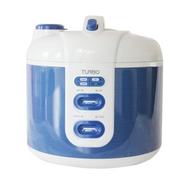 Turbo CRL1180-8 Rice Cooker - Blue [1.8 L]