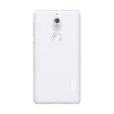Nillkin Super Frosted Shield Hardcase Casing for Nokia 7 - White