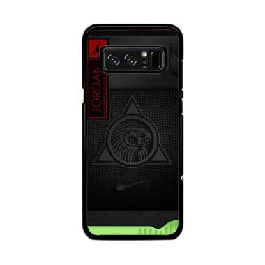 Acc Hp Air Yeezy 2 Red Shoe Texture ... for Samsung Galaxy Note 8