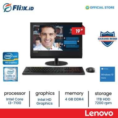 harga LENOVO All In One V310z i3-7100 4GB 1TB 19.5