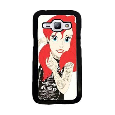 Acc Hp Tattooed Ariel Y0119 Custom Casing for Samsung J1 2015