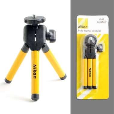 harga Mini Tripod Kamera Pocket - Mirrorless - DSLR Blibli.com