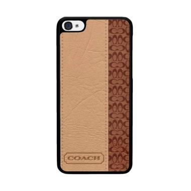 Acc Hp Coach Purse X4196 Custom Casing for iPhone 5C