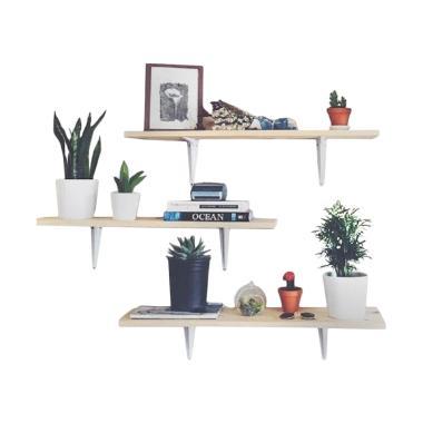 Arts Floating Shelves Rak Dinding