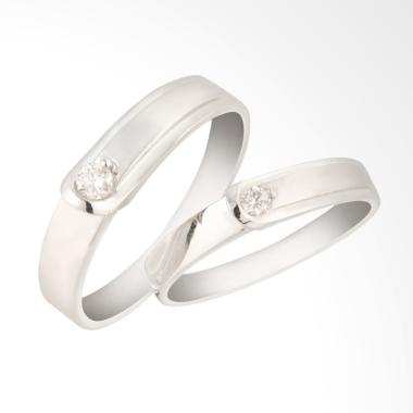 Posh Jewellery GY0096 Wedding Ring