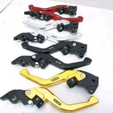 harga Handle Rem Handle Kopling Rolling Stelan Nmax,Cbr150r,Cb150r,Vixion,R15v3,Sonic & Motor Lainnya merah Blibli.com