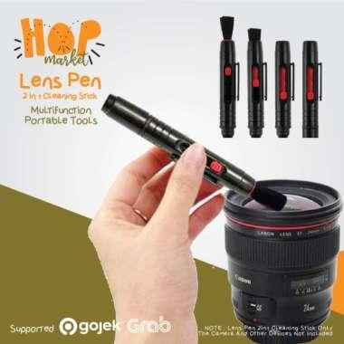 harga Unik Universal Pena Pembersih Lensa Kamera Cleaning Lens 2 in 1 Pen Cleaner Murah Blibli.com