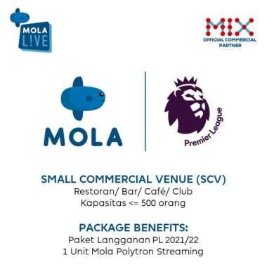 harga REGISTRASI MOLA LIVE FOR SMALL VENUE (SCV) Blibli.com