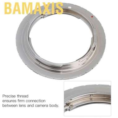 harga Bamaxis Cincin Adapter Lensa Fokus Manual untuk Kamera YC CY CO - Y Blibli.com