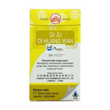 Saras Subur Abadi Qi Ju Di Huang Wan Obat Herbal