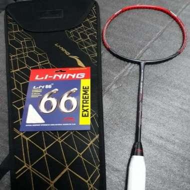 Raket Badminton Lining 3D Calibar 600 Boost - Calibar 600B Original