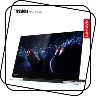 harga Hotsale Lenovo Thinkvision M14T Monitor - 14