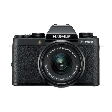 Fujifilm X-T100 LENS 15-45MM X-T100_1545_BK Kamera Mirrorless