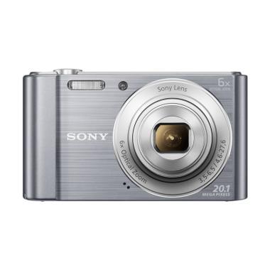 SONY DSC-W810 Kamera Pocket dengan 6x Optikal Zoom