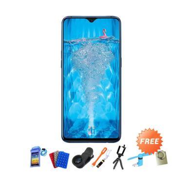 OPPO F9 Smartphone + Free 10