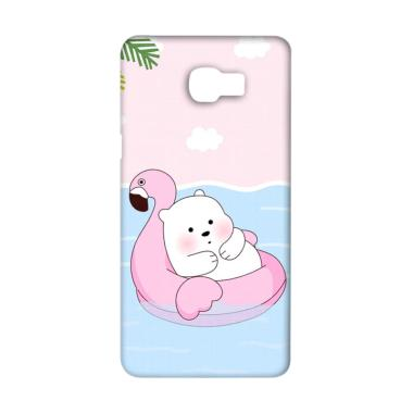 harga Bunnycase Cute Polar Bear Summer LI0215 Custom Hardcase Casing for Samsung Galaxy C9 Pro Blibli.com