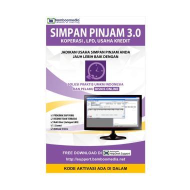 Bamboomedia Program Simpan Pinjam 3 0 Untuk Koperasi, LPD, Dan Usaha Kredit  Software