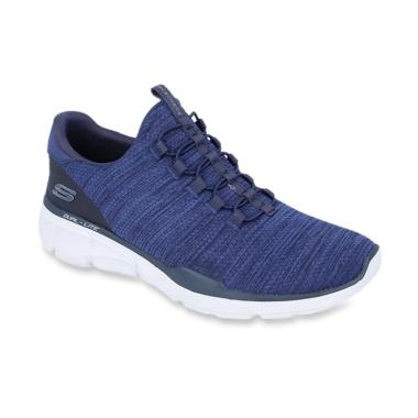 Skechers Relaxed Fit  Equalizer 3.0 Emrick Men s Leisure Shoes Sepatu  Olahraga Pria 9f207c4333