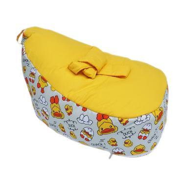 Bylio Baby Beanbag Duck Sofa Kasur Bayi - Yellow