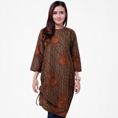 harga Batik Distro BA9312 BA9314 BA9315 Serut Tali Blus Atasan Wanita Blibli.com