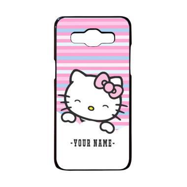 harga Bunnycase HP Hello Kitty Smile L1946 Custom Hardcase Casing for Samsung Galaxy J2 Prime Blibli.com
