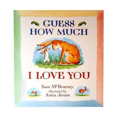 harga Walker Books Ltd Buku Anak Genius Guess How Much I LOVE YOU Buku Edukasi Blibli.com