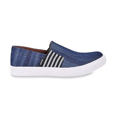 harga Catenzo Casual Sepatu Slip On Pria [027GN] Blibli.com