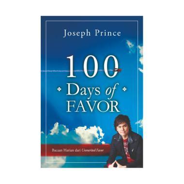 harga Immanuel 100 Days Of Favor by Joseph Prince Buku Religi Blibli.com