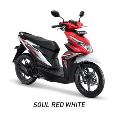 Honda All New BeAT ESP FI Sporty CBS ISS Sepeda Motor VIN 2019 OTR Jadetabek