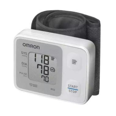 harga Omron HEM 6121 Wrist Blood Pressure Monitor [Size M] Blibli.com