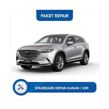 harga Subur OTO Paket Jasa Reparasi Ringan & Cat Mobil for Mazda CX9 [Spakbor Depan Kanan atau Kiri] Blibli.com
