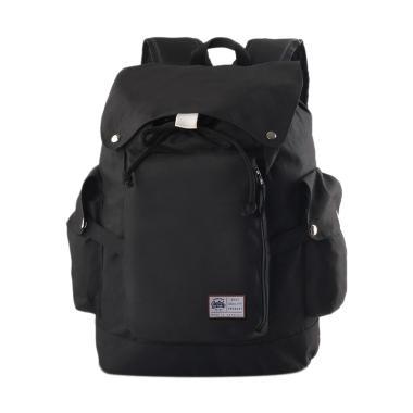 6dbb12b646ea Inficlo Backpack Pria - Hitam [SBR 256 BC086]