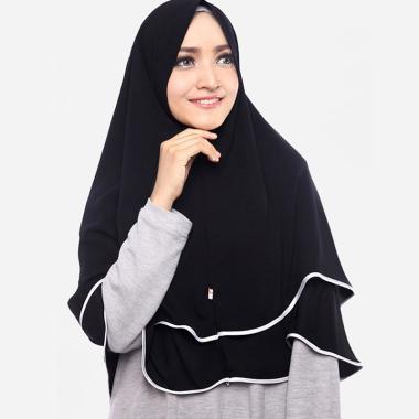 harga Cotton Bee Marwah List Khimar Hijab Wanita Blibli.com