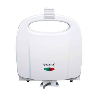 Sekai TS 891 Pemanggang Roti Toaster -Putih