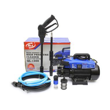 harga Steam Motor / Steam Mobil / Mesin Cuci Motor / Mesin Cuci Mobil / Alat Steam Motor / Alat Steam mobil/ High Pressure Cleaner Jet Cleaner H&L QL-1200 Blibli.com